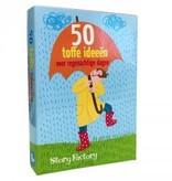 50 toffe ideeën voor regenachtige dagen
