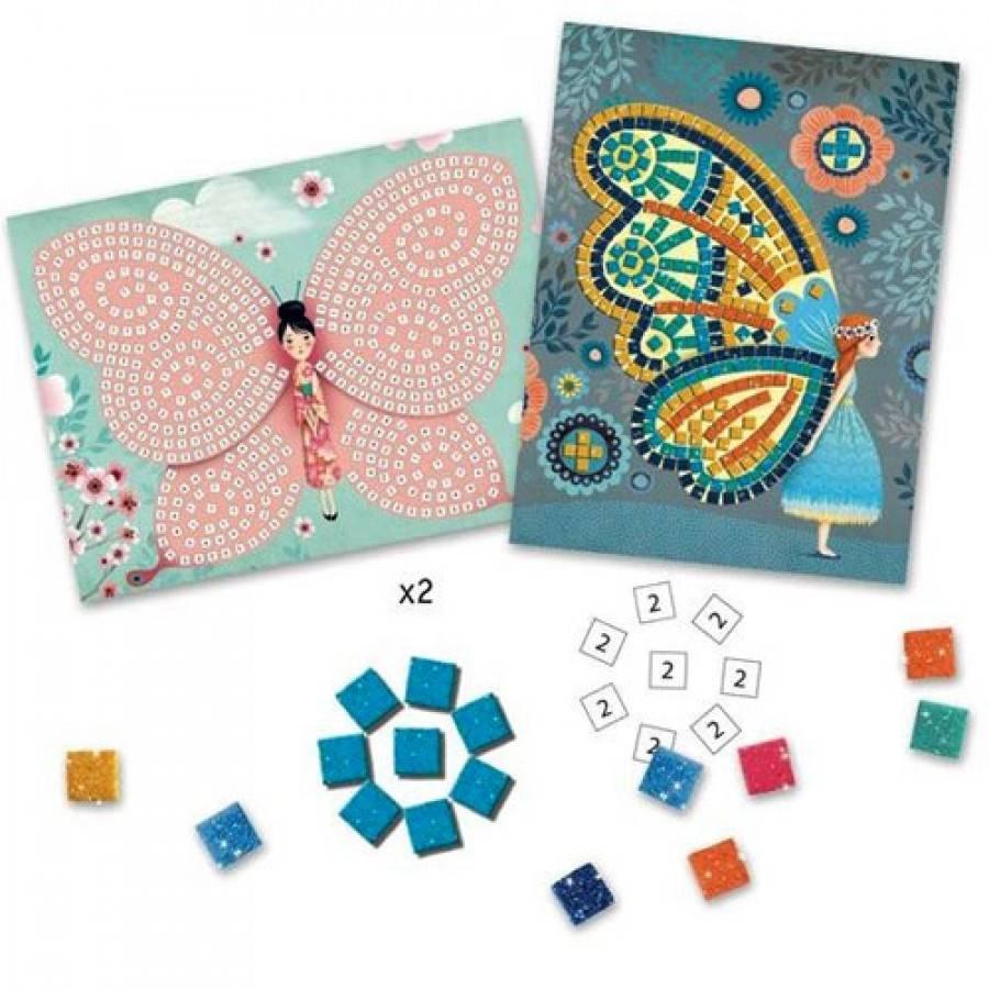 Djeco Djeco Mozaïek Stickers