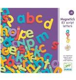 Djeco Djeco magnetische letters (kleine letters)