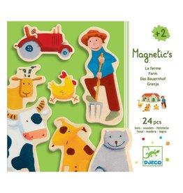 Djeco Djeco magneten 'Farm'