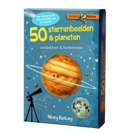 Story Factory 50 sterrenbeelden en planeten