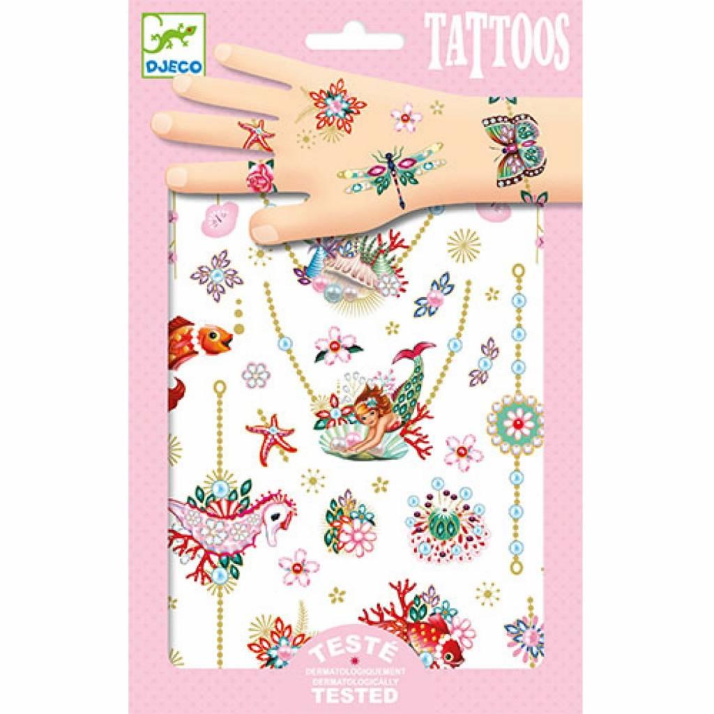 Djeco Djeco Tattoos Fiona's sieraden