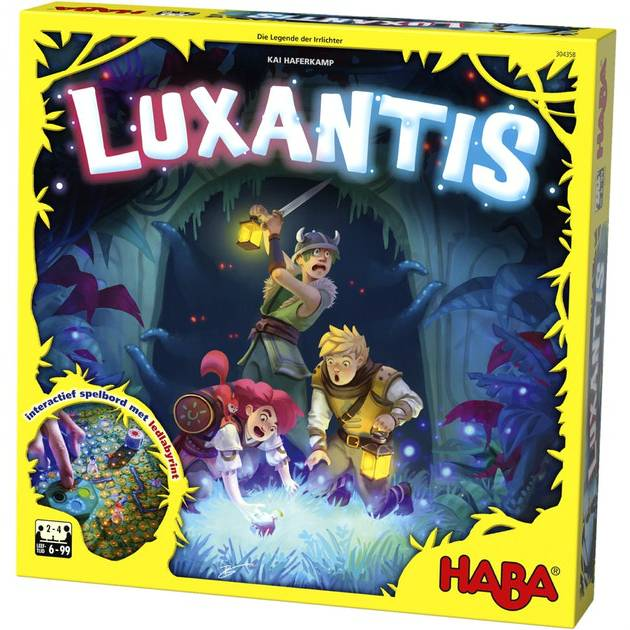 HABA Haba Spel Luxantis