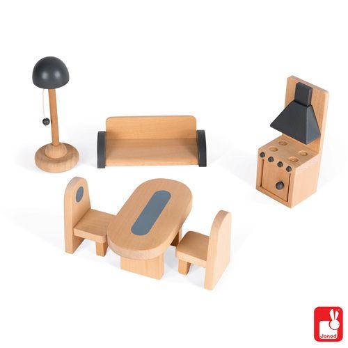 JanodVan Poppenhuis incl. meubeltjes