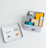 Plantoys Plantoys spelletje in blik: Puzzle Cube