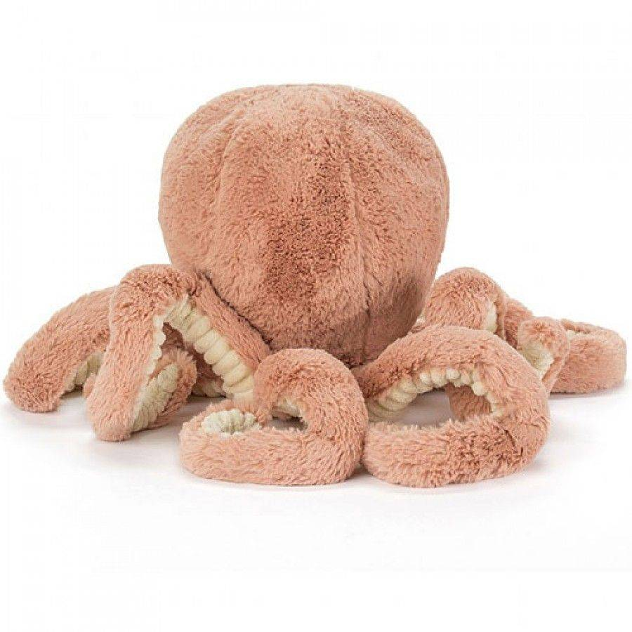 Jellycat Knuffel Octopus