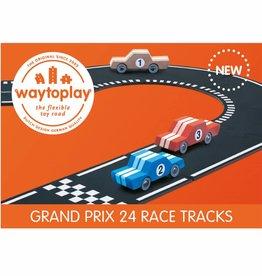Waytoplay Waytoplay Flexibele autobaan - Grand Prix
