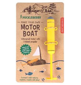 Kikkerland Kikkerland 'Maak je eigen motorboot'