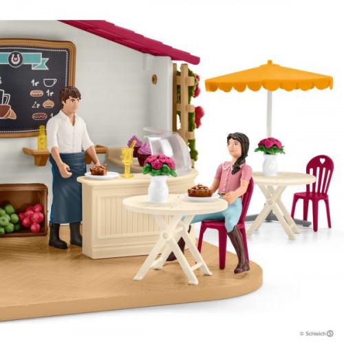 Schleich Schleich Paarden Ruiter Café