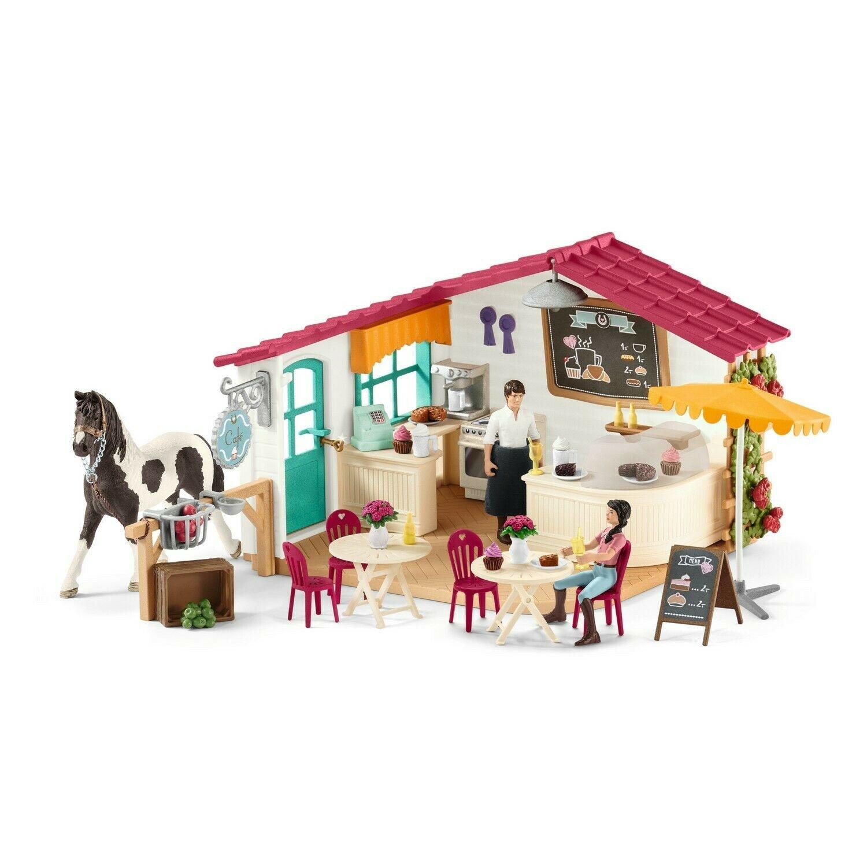 Schleich Schleich Paarden Ruiter Cafe