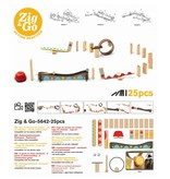 Djeco Zig & Go actie/reactie baan (25 stuks)