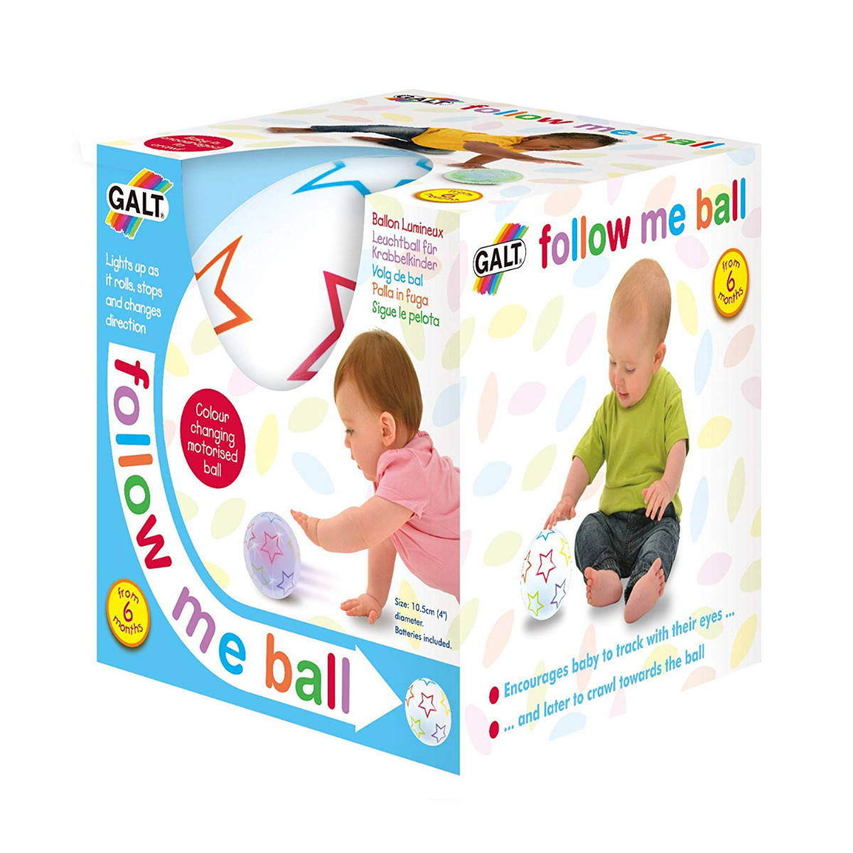 Volg Follow me ball