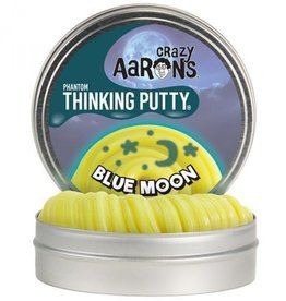 Crazy Aarons Thinking Putty 'Blue Moon'