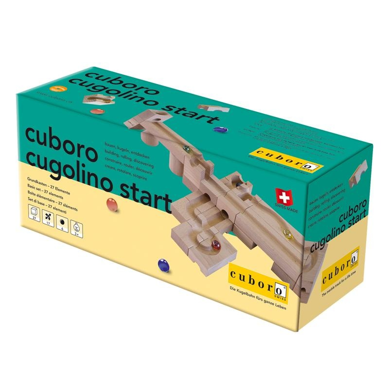 Cuboro Cuboro Cugolino Start