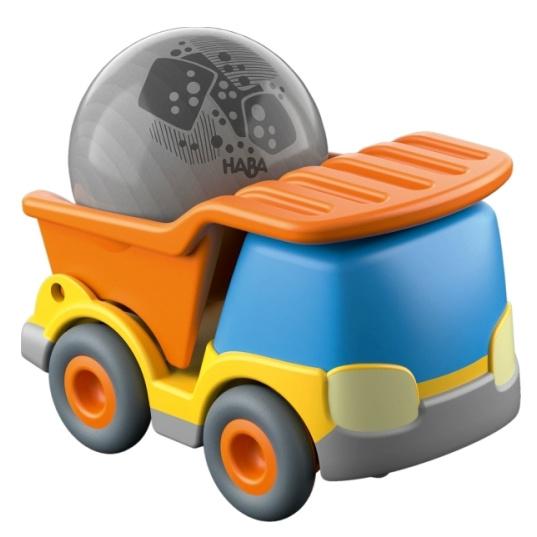 """HABA Kullerbu auto 'Kiepwagen met bal"""""""