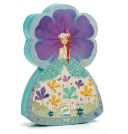 Djeco Djeco Puzzel - De prinses van de lente