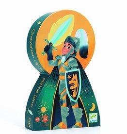 Djeco Djeco Puzzel - Ridder van de volle maan