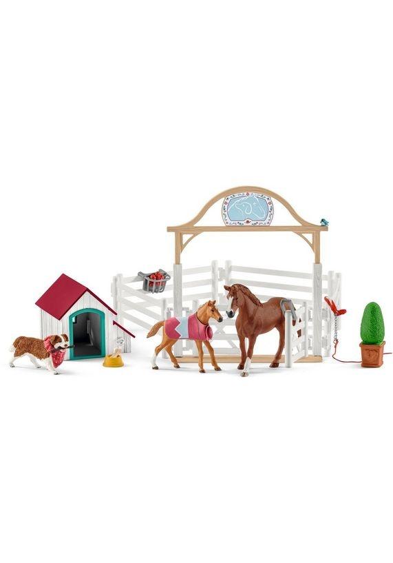 Schleich Schleich Horse Club - Hanna's Paardengastenverblijf