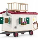 Schleich Schleich Horse Club - Caravan met paard