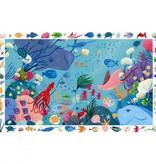 Djeco Djeco zoekpuzzel Aquarium 54 stukjes