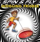 Jongleer frisbee