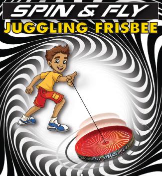 Eureka Jongleer frisbee
