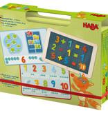 HABA Haba magneetspeldoos 1, 2, tel mee!