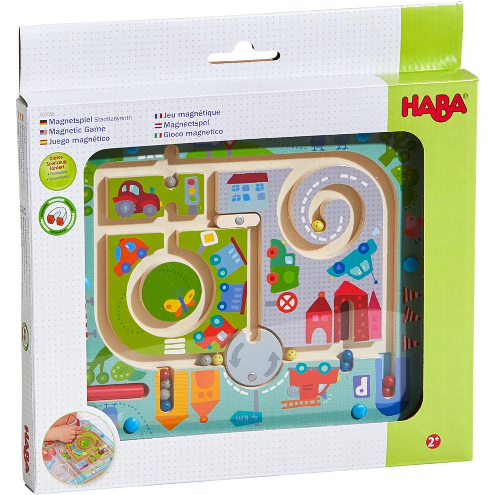HABA Haba Magneetspel Stadslabyrint