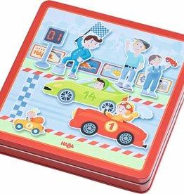 HABA Haba magneetspeldoos 'Snelle sportwagens'