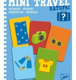 Djeco Mini Travel Katupri Memo spel