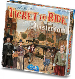 Ticket Ticket to Ride Amsterdam