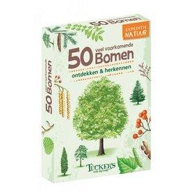 50 veel voorkomende Bomen