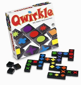 999 Games 999 Games Qwirkle mix, match win spel