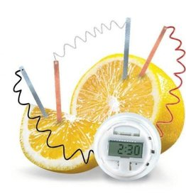 4M 4M Lemon Clock