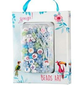 Souza Beads Art kralen met letters