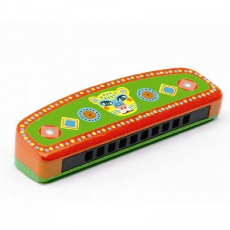 Djeco Djeco mondharmonica