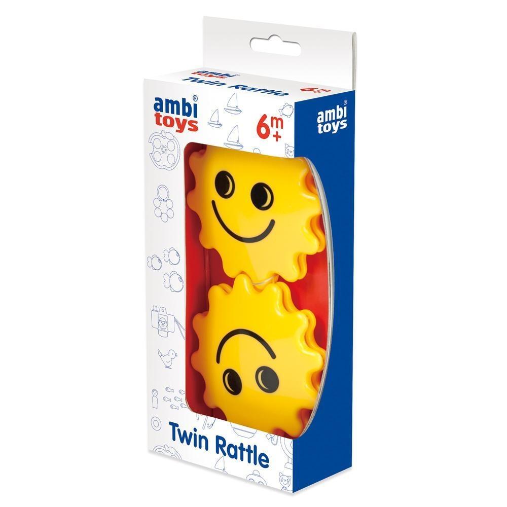 AMBI ambi Twin Rattle