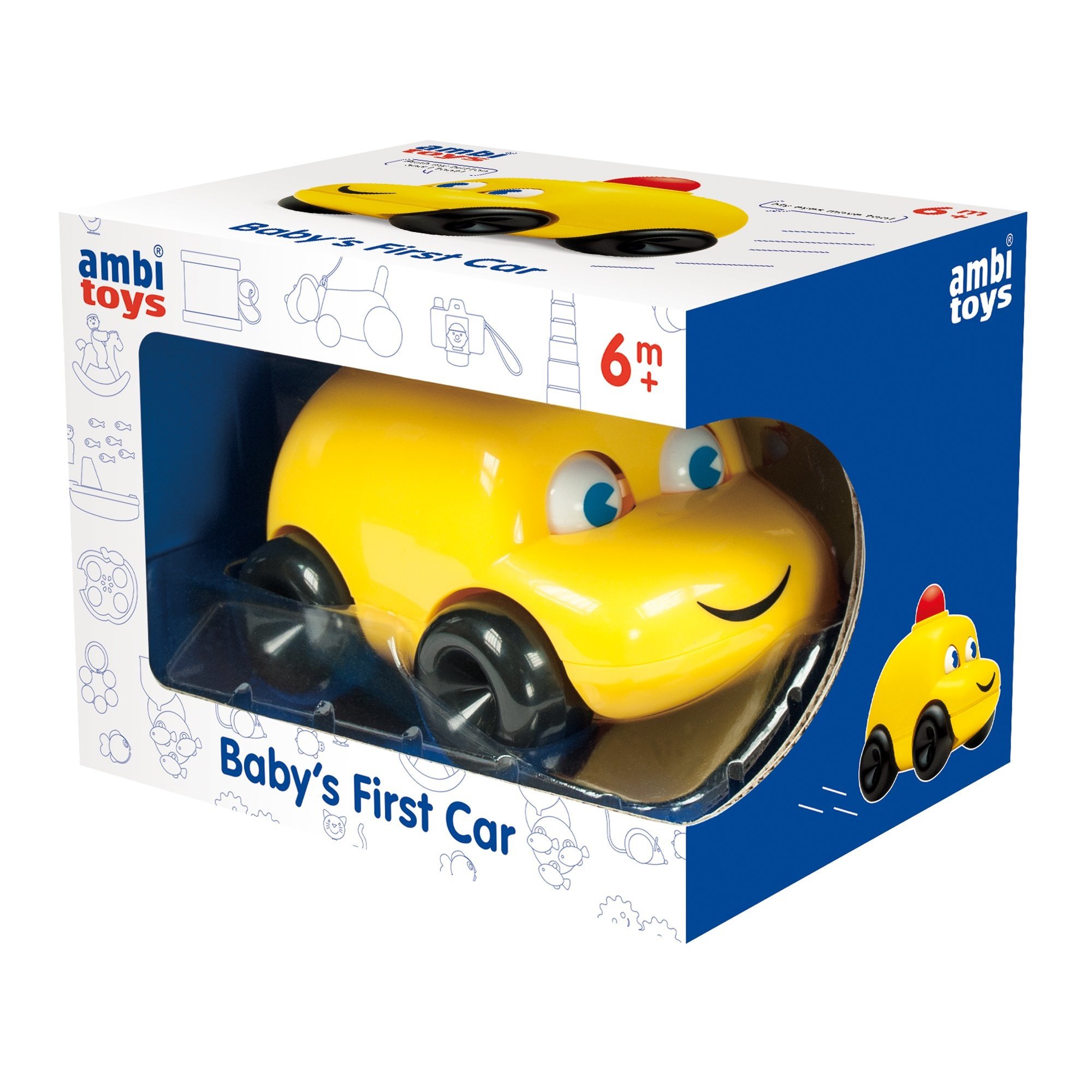 ambi ambi Baby's First Car