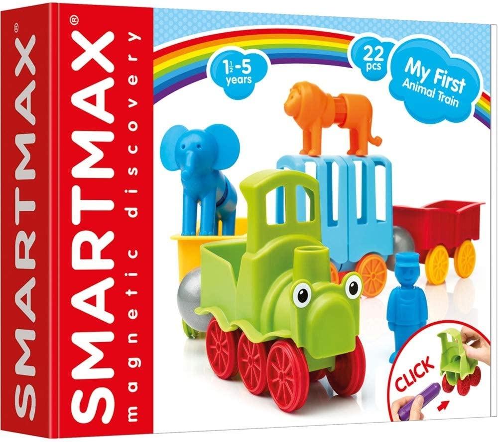 Smart Max Smartmax My First Animal Train