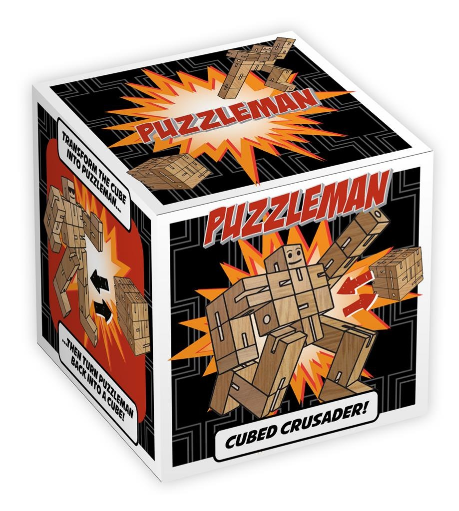 Eureka Puzzleman