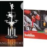 Angel Chimes Combi Deal Engel-carousel met kaarsjes