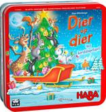 HABA Dier op Dier Kerst