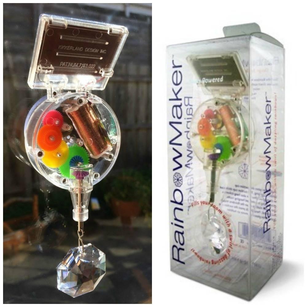 Kikkerland Regenboogmaker prisma