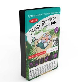 the Purple Cow Jonge Survivor Lab