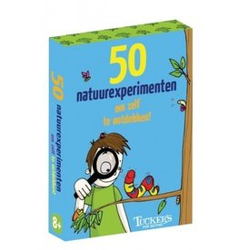 Tuckers Fun Factory 50 Natuurexperimenten