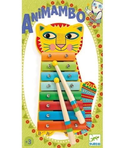 Djeco Animambo Metalofoon