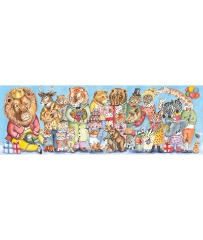 Djeco Djeco puzzel King's Party - 100 stukjes