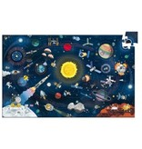 Djeco Djeco puzzel Space - 200 stukjes