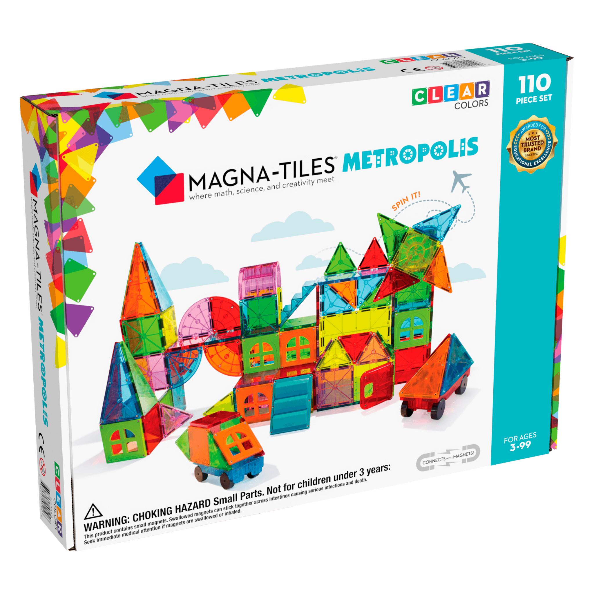 Magna-Tiles Magna-Tiles Metropolis 110 dlg