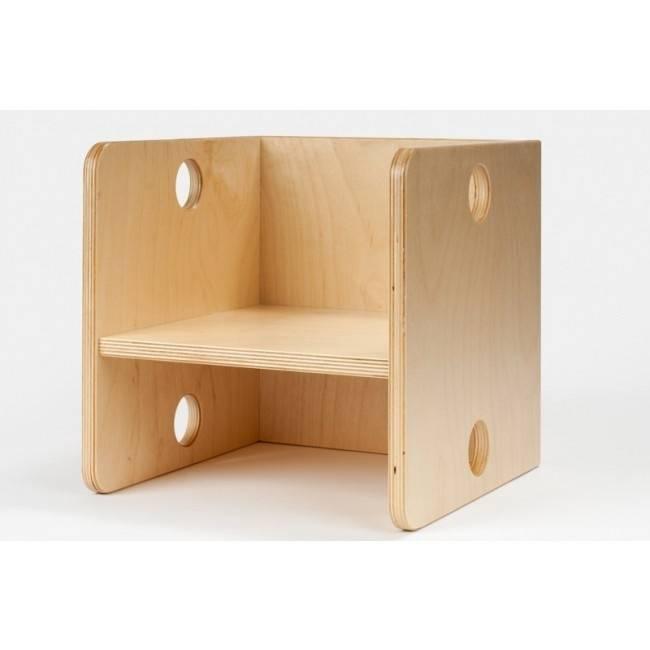 van Dijk van Dijk Kubus-stoel of tafel